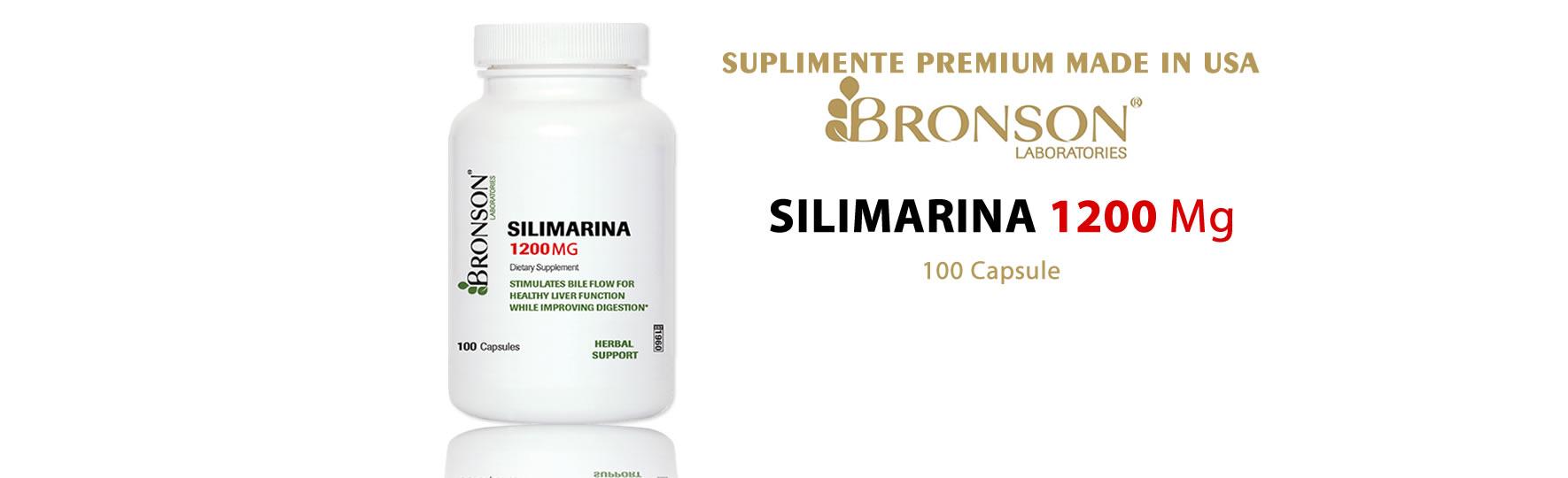 Silimarina-Bronson