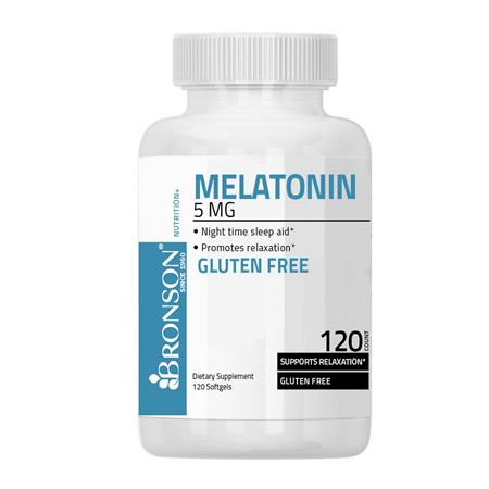 Melatonina 5 mg 120 cps