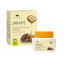 Crema restructuranta de noapte cu ulei de argan bio si extract bio de aloe vera 50 ml