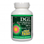 DGL - Licorice Root Extract (Extract din radacina de Lemn dulce) 400mg 90 tbl masticabile, Natural Factors