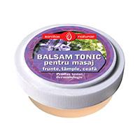 Balsam tonic masaj pentru frunte, tample, ceafa 15g, Manicos