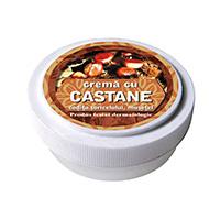 Crema cu extracte de castan, coada soricelului, musetel, camfor 15g, Manicos