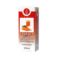 Extract uleios de morcovi presat la rece 50 ml