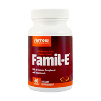Famil-E 60 cps, Jarrow Formulas