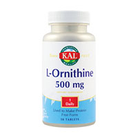 L-Ornithine 500 mg, KAL