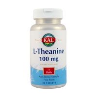 L-Theanine 30 tbl, KAL