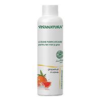 Lotiune purificatoare pentru ten mixt si gras cu grapefruit si salvie 150 ml, Vivanatura