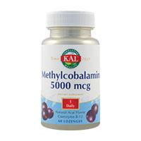 Methylcobalmin 5000mcg 60 cpr, KAL