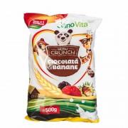 Musli Crunch Banane si Ciocolata 500 g