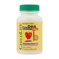 Pure DHA 90 cps, Childlife