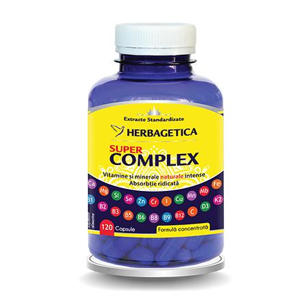 Super Complex 120 cps, Herbagetica