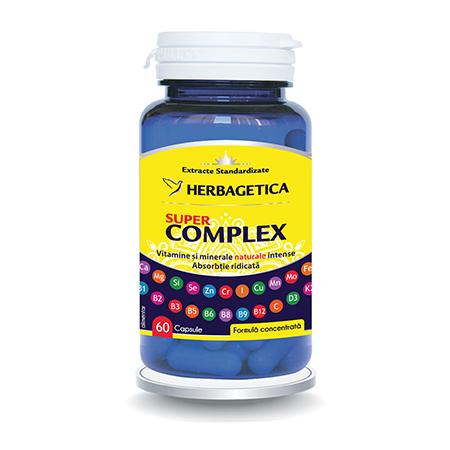 Super Complex 60 cps, Herbagetica