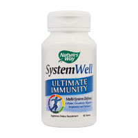 System Well Ultimate Immunity 30 tbl