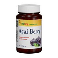 Acai Berry 60 cps, Vitaking