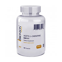 Acetil L-Carnitine 500mg 60 cps