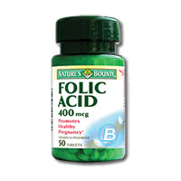Acid folic 50 tbl