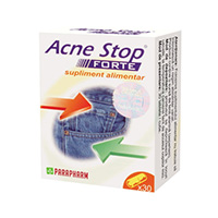 Acnestop Forte 30 cps, Parapharm