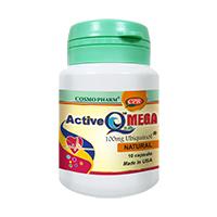 Active Q10 Mega Ubiquinol 100 mg 10 cps, Cosmo Pharm