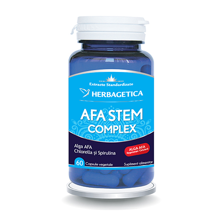 AFA Stem Complex 60 cps, Herbagetica