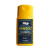 Aknesol gel 60ml, Transvital