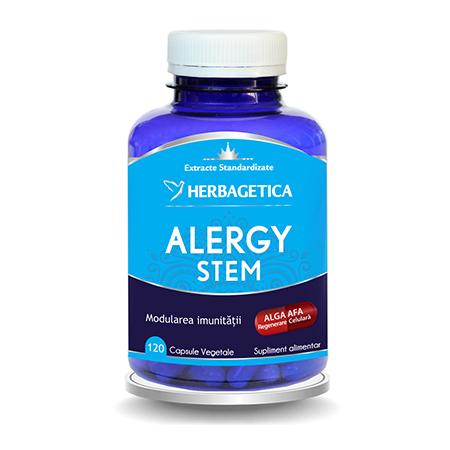 Alergy Stem 120 cps, Herbagetica