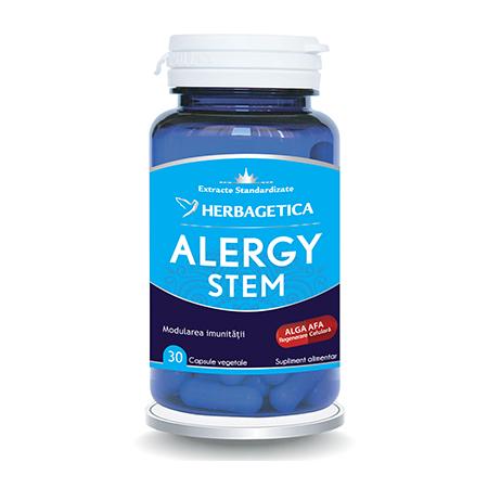 Alergy Stem 30 cps, Herbagetica