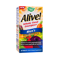 Alive! Men's Ultra 30 cps, Nature's Way