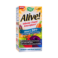 Alive! Men's 50+ Ultra 30 tbl, Nature's Way
