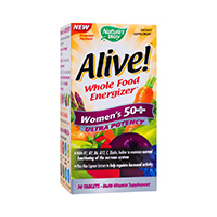 Alive! Women's 50+ Ultra 30 cps, Nature's Way