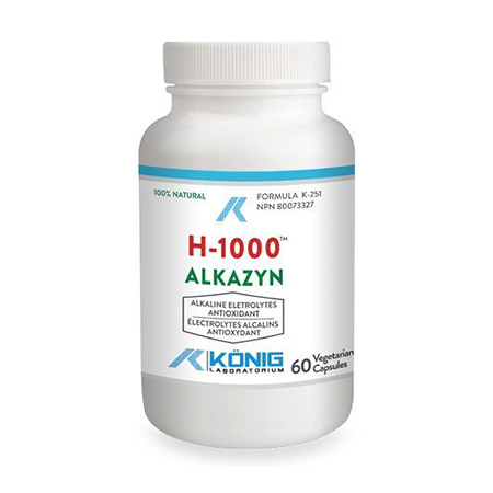 H-1000TM Alkazyn 60 cps, Konig