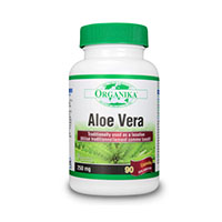 Aloe Vera (Extract din Latex) 90 cps