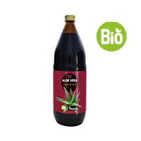 Suc Aloe Vera Bio cu 1200mg Aloverose 1000 ml