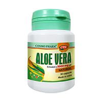 Aloe Vera 30 cps, Cosmo Pharm