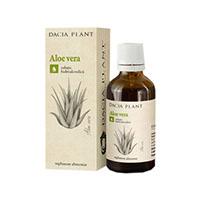 Tinctura Aloe Vera 50ml, Dacia Plant