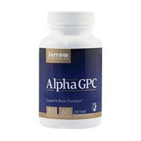 Alpha GPC 300mg 60 cps, Jarrow Formulas