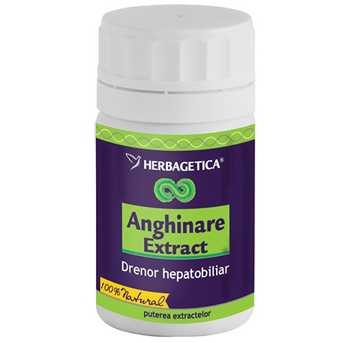 Anghinare extract Herbagetica 70 cps