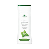Lotiune antiacnee cu extract de busuioc 200ml, Cosmetic Plant