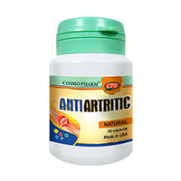 Antiartritic Natural 30 cps, Cosmo Pharm