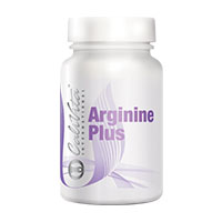 Arginine Plus 100 tbl, Calivita
