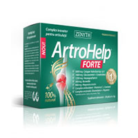 ArtroHelp Forte 14 plicuri x 5g