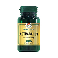 Astragalus Extract 450mg (echiv. 9000mg) 60cps, Cosmo Pharm