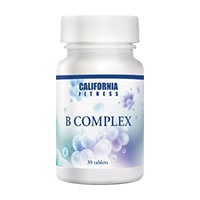 B Complex 30 tbl, Calivita