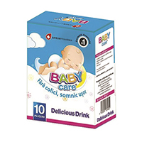 Baby Care Delicious Drink 10 plicuri, Sprint Pharma