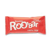 Baton raw bio cu macese 50 g, Roobar