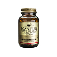 BCAA Plus 50 cps, Solgar