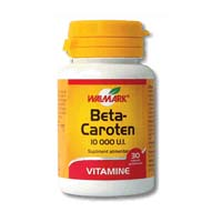 Beta-caroten 30 cps