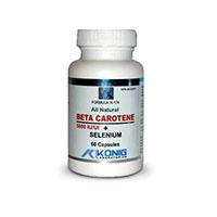 Beta Caroten cu Seleniu 60 cps