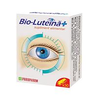 Bio-Luteina Plus 30 cps, Parapharm