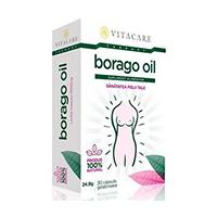 Borago Oil 30 cps, Vitacare