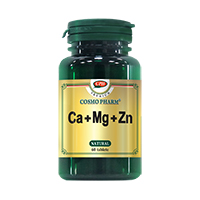 Ca + Mg + Zn 60 cps